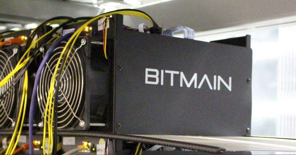 Bitmain подтвердила выпуск первых ASIC-майнеров для эфириума