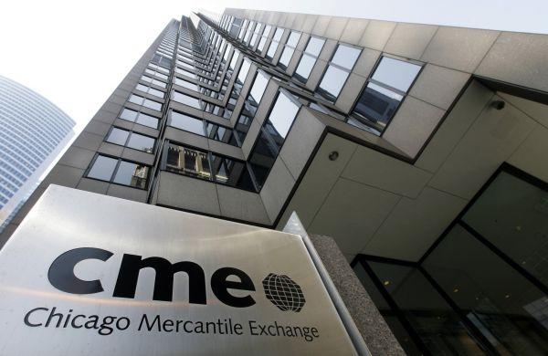 Чикагская товарная биржа впервые отчиталась по фьючерсам на биткоин