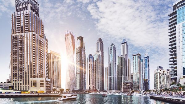Суды Дубая внедряют блокчейн