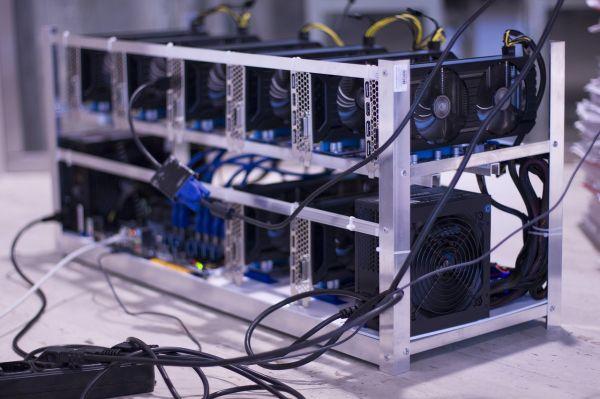 Китайцы хотят майнить криптовалюту в одном из зданий Минобороны США