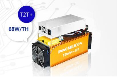 Innosilicon выпустила ASIC T2 Turbo для биткоин-майнинга