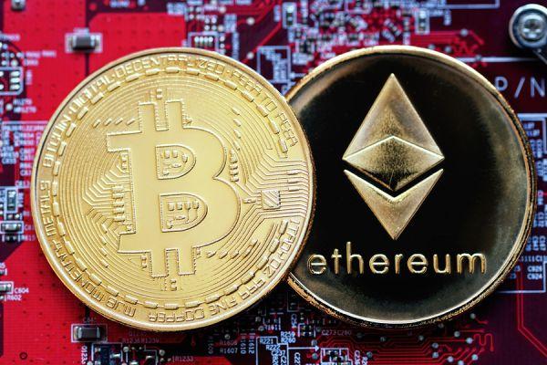 Анализ цен на Bitcoin/Ethereum: Неспокойная неделя